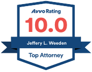 Avvo Top Rated Attorney Award