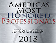 American Most Honored Professionals 2018